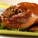 Holiday Turkey with Cranberry Pecan Stuffing