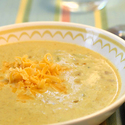 Curried Corn and Pepper Chowder (GF)