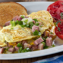 The World's Best Western Omelet